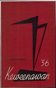 1956 Edition, Michigan Technological University - Keweenawan Yearbook (Houghton, MI)