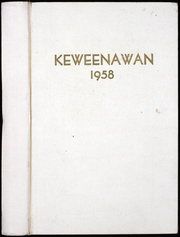 1958 Edition, Michigan Technological University - Keweenawan Yearbook (Houghton, MI)