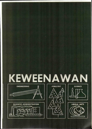1966 Edition, Michigan Technological University - Keweenawan Yearbook (Houghton, MI)