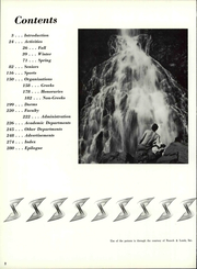 Page 8, 1967 Edition, Michigan Technological University - Keweenawan Yearbook (Houghton, MI) online yearbook collection