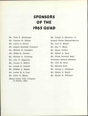 Page 100, 1965 Edition, University of Michigan Law School - Quad Yearbook (Ann Arbor, MI) online yearbook collection