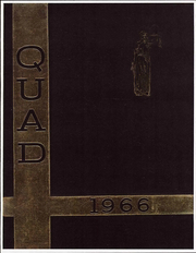 1966 Edition, University of Michigan Law School - Quad Yearbook (Ann Arbor, MI)