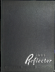 General Motors Institute - Reflector Yearbook (Flint, MI) online yearbook collection, 1953 Edition, Page 1