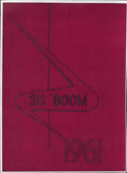 1961 Edition, South Intermediate School - Sis Boom Yearbook (Saginaw, MI)