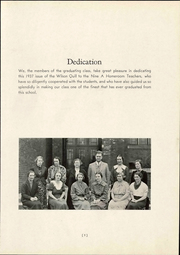 Page 11, 1937 Edition, Woodrow Wilson Intermediate School - Quill Yearbook (Detroit, MI) online yearbook collection
