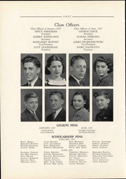 Page 14, 1937 Edition, Woodrow Wilson Intermediate School - Quill Yearbook (Detroit, MI) online yearbook collection