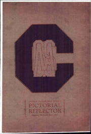 1927 Edition, Central Junior High School - Reflector Yearbook (Saginaw, MI)
