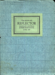 1929 Edition, Central Junior High School - Reflector Yearbook (Saginaw, MI)