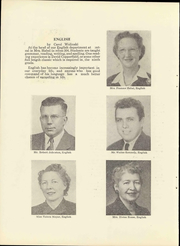 Page 10, 1956 Edition, Central Junior High School - Reflector Yearbook (Saginaw, MI) online yearbook collection