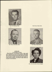 Page 13, 1956 Edition, Central Junior High School - Reflector Yearbook (Saginaw, MI) online yearbook collection