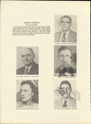 Page 14, 1956 Edition, Central Junior High School - Reflector Yearbook (Saginaw, MI) online yearbook collection