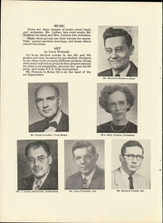 Page 16, 1956 Edition, Central Junior High School - Reflector Yearbook (Saginaw, MI) online yearbook collection