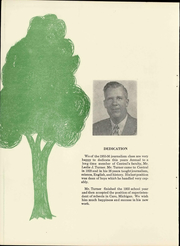 Page 6, 1956 Edition, Central Junior High School - Reflector Yearbook (Saginaw, MI) online yearbook collection