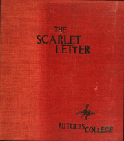 Page 1, 1899 Edition, Rutgers University - Scarlet Letter Yearbook (Newark, NJ) online yearbook collection