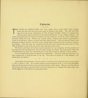 Page 11, 1899 Edition, Rutgers University - Scarlet Letter Yearbook (Newark, NJ) online yearbook collection