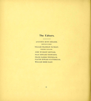 Page 16, 1899 Edition, Rutgers University - Scarlet Letter Yearbook (Newark, NJ) online yearbook collection