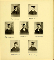 Page 17, 1899 Edition, Rutgers University - Scarlet Letter Yearbook (Newark, NJ) online yearbook collection