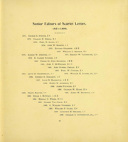 Page 16, 1900 Edition, Rutgers University - Scarlet Letter Yearbook (Newark, NJ) online yearbook collection