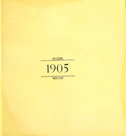 Page 10, 1905 Edition, Rutgers University - Scarlet Letter Yearbook (Newark, NJ) online yearbook collection