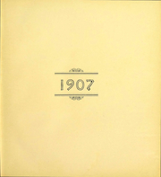 Page 10, 1907 Edition, Rutgers University - Scarlet Letter Yearbook (Newark, NJ) online yearbook collection