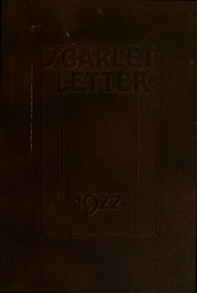 Page 1, 1922 Edition, Rutgers University - Scarlet Letter Yearbook (Newark, NJ) online yearbook collection