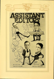 Page 11, 1922 Edition, Rutgers University - Scarlet Letter Yearbook (Newark, NJ) online yearbook collection