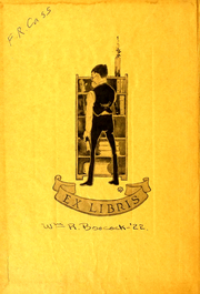 Page 2, 1922 Edition, Rutgers University - Scarlet Letter Yearbook (Newark, NJ) online yearbook collection