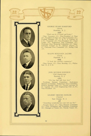 Page 54, 1922 Edition, Rutgers University - Scarlet Letter Yearbook (Newark, NJ) online yearbook collection