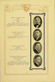 Page 55, 1922 Edition, Rutgers University - Scarlet Letter Yearbook (Newark, NJ) online yearbook collection