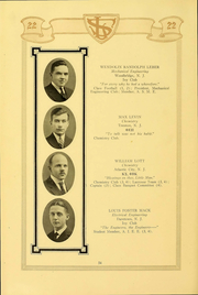 Page 56, 1922 Edition, Rutgers University - Scarlet Letter Yearbook (Newark, NJ) online yearbook collection