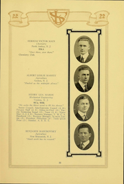 Page 57, 1922 Edition, Rutgers University - Scarlet Letter Yearbook (Newark, NJ) online yearbook collection