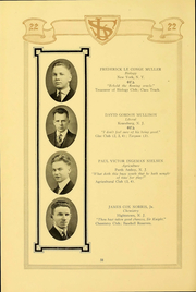 Page 60, 1922 Edition, Rutgers University - Scarlet Letter Yearbook (Newark, NJ) online yearbook collection