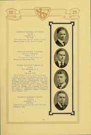 Page 61, 1922 Edition, Rutgers University - Scarlet Letter Yearbook (Newark, NJ) online yearbook collection