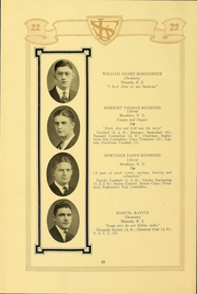 Page 64, 1922 Edition, Rutgers University - Scarlet Letter Yearbook (Newark, NJ) online yearbook collection