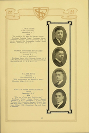 Page 65, 1922 Edition, Rutgers University - Scarlet Letter Yearbook (Newark, NJ) online yearbook collection