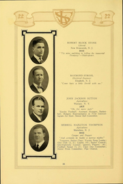 Page 68, 1922 Edition, Rutgers University - Scarlet Letter Yearbook (Newark, NJ) online yearbook collection