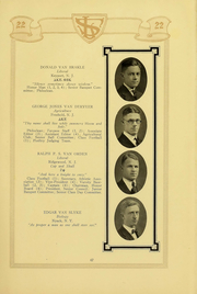 Page 69, 1922 Edition, Rutgers University - Scarlet Letter Yearbook (Newark, NJ) online yearbook collection