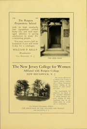 Page 8, 1922 Edition, Rutgers University - Scarlet Letter Yearbook (Newark, NJ) online yearbook collection