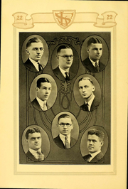 Page 9, 1922 Edition, Rutgers University - Scarlet Letter Yearbook (Newark, NJ) online yearbook collection