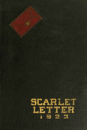 Rutgers University - Scarlet Letter Yearbook (Newark, NJ) online yearbook collection, 1923 Edition, Page 1
