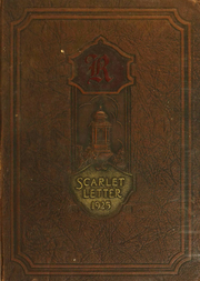 Rutgers University - Scarlet Letter Yearbook (Newark, NJ) online yearbook collection, 1925 Edition, Page 1