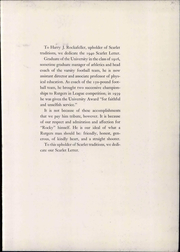 Page 15, 1940 Edition, Rutgers University - Scarlet Letter Yearbook (Newark, NJ) online yearbook collection