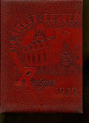 1950 Edition, Rutgers University - Scarlet Letter Yearbook (Newark, NJ)