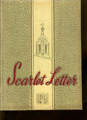 1951 Edition, Rutgers University - Scarlet Letter Yearbook (Newark, NJ)