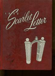 1952 Edition, Rutgers University - Scarlet Letter Yearbook (Newark, NJ)