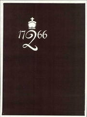 Page 3, 1965 Edition, Rutgers University - Scarlet Letter Yearbook (Newark, NJ) online yearbook collection