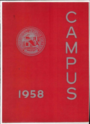 1958 Edition, Northwestern Michigan College - Campus Yearbook (Traverse City, MI)