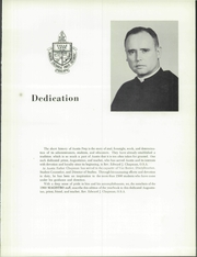 Page 5, 1960 Edition, Austin Catholic High School - Magistro Yearbook (Detroit, MI) online yearbook collection