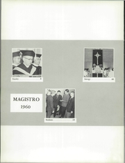Page 8, 1960 Edition, Austin Catholic High School - Magistro Yearbook (Detroit, MI) online yearbook collection