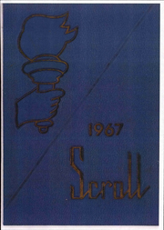 1967 Edition, Berkshire Middle School - Scroll Yearbook (Birmingham, MI)